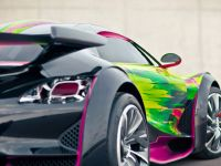 Citroen Survolt Concept Art Car, 2 of 4