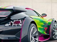 Citroen Survolt Concept Art Car, 2 of 4