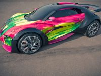 Citroen Survolt Concept Art Car, 3 of 4