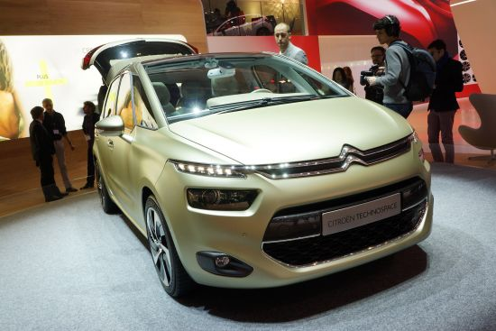 Citroen Technospace Geneva