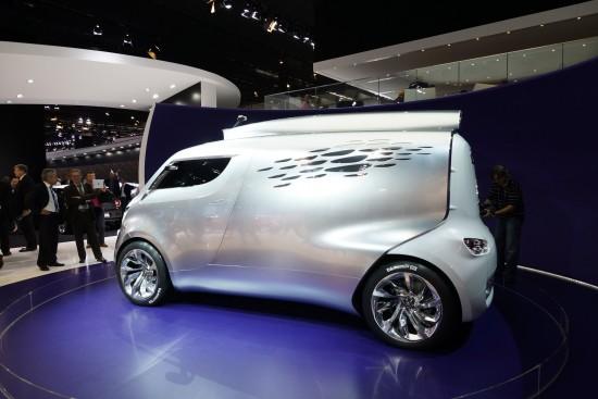 Citroen Tubik concept Frankfurt