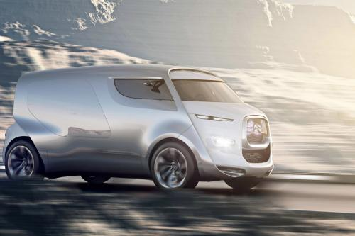 Citroen Tubik Concept, 1 of 4