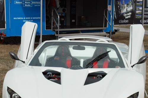 Clarion K1 Attack Roadster - мечты сбываются