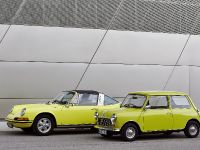 Classic MINI and Porsche 911, 4 of 38