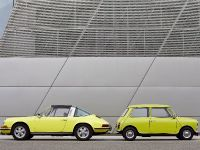 Classic MINI and Porsche 911, 5 of 38