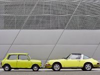 Classic MINI and Porsche 911, 6 of 38