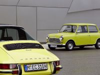 Classic MINI and Porsche 911, 10 of 38