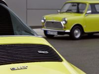 Classic MINI and Porsche 911, 11 of 38
