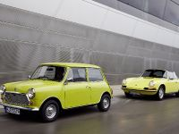 Classic MINI and Porsche 911, 22 of 38