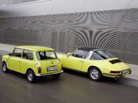 Classic MINI and Porsche 911, 23 of 38