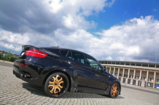 CLP Automotive BMW X6