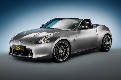 Nissan 370Z Roadster tuned by Cobra Technology and Lifestyle