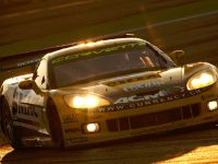 Corvette in Fia GT1 Race at Adria