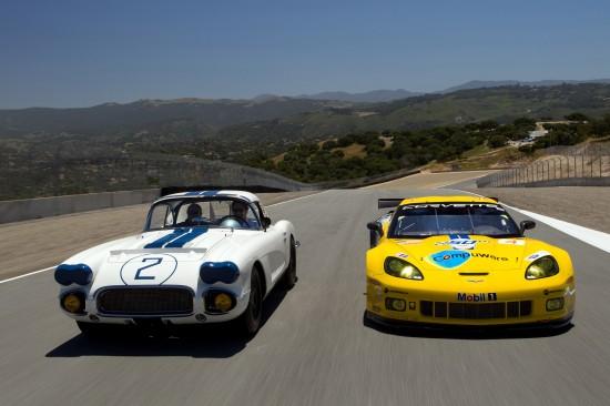 Chevrolet Corvette Racing  Le Mans 50th Anniversary