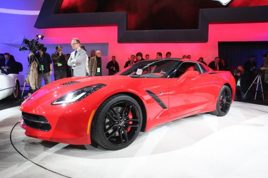 Corvette Stingray Detroit