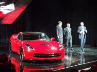 Corvette Stingray Detroit 2013, 8 of 12