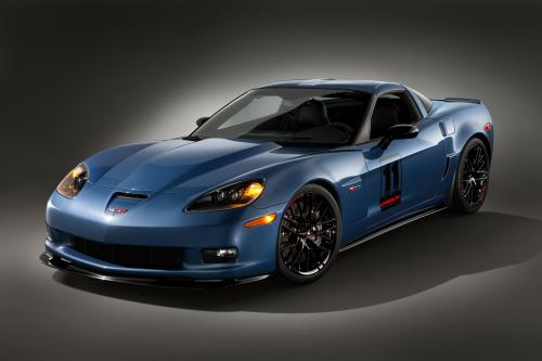 thumbs Corvette Z06 Carbon Limited Edition, 1 of 2