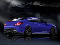 Cosworth Hyndai Genesis Coupe, 2 of 2