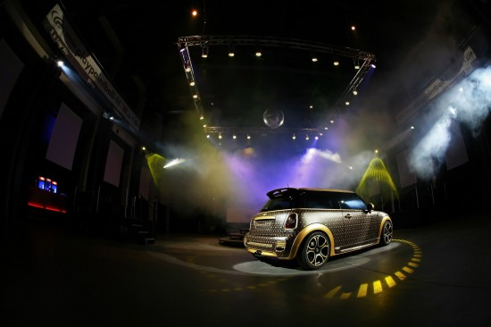 CoverEFX MINI Cooper Works