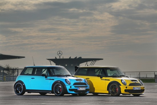 CoverEFX Mini Cooper