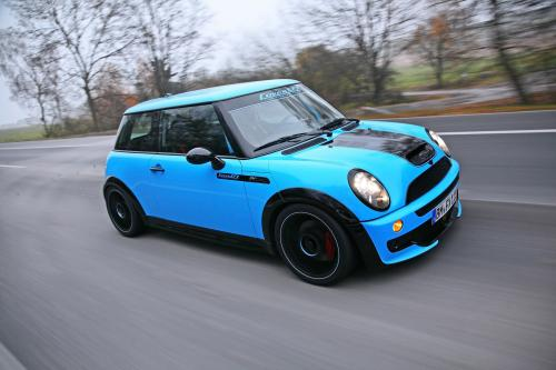 CoverEFX Mini Cooper - фотография mini