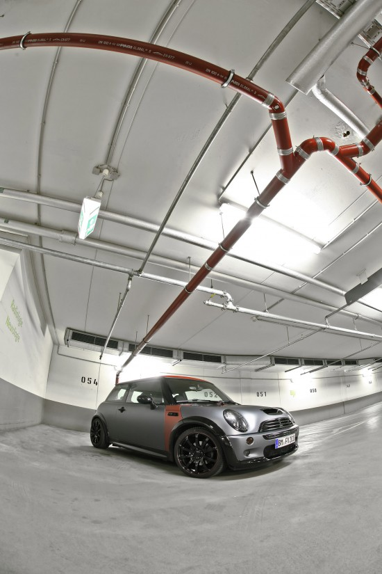 CoverEFX MINI R53 Project One