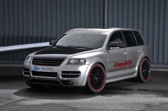 CoverEFX Volkswagen Touareg W12 Sport Edition