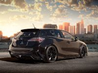 Five Axis Lexus CT 200h, 2 of 3