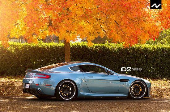 D2Forged Aston Martin Vantage FMS-01