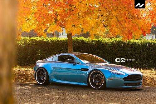 D2Forged Aston Martin Vantage FMS-01 , 1 of 5