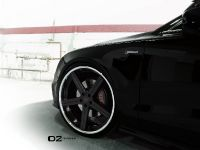 D2Forged Audi A7 CV2 - Rear Angle