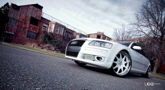 D2Forged Audi A8 VS7