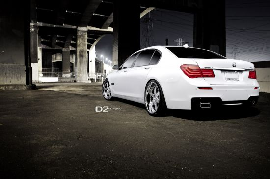 D2Forged BMW 750LI FMS-09