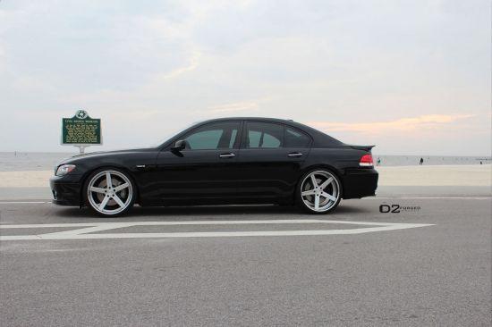 D2Forged BMW Alpina CV2 Deep Concave