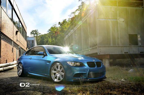 D2Forged BMW M3 CV13