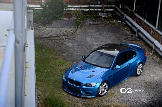 D2Forged BMW M3 CV13