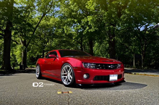 D2forged Chevrolet Camaro Ss Mb1 Picture 86115
