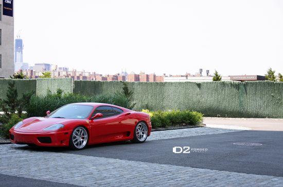 D2Forged Ferrari 360 FMS-08