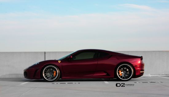 D2Forged Ferrari F430 CV1