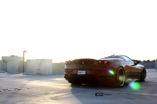 D2Forged Ferrari F430 CV1