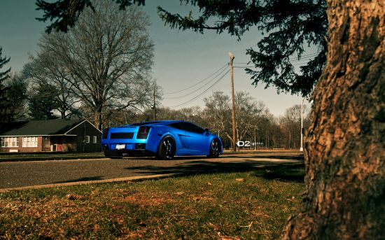 D2Forged Lamborghini Gallardo VS6