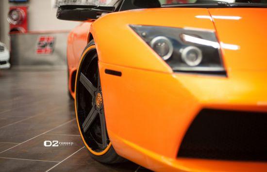 D2Forged Lamborghini Murcielago CV2