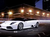 D2Forged Lamborghini Murcielago LP 640, 3 of 9