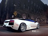D2Forged Lamborghini Murcielago LP 640, 5 of 9