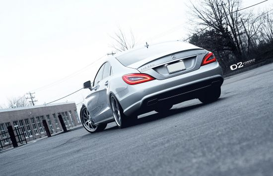 D2Forged Mercedes Benz CLS-550 FMS-05