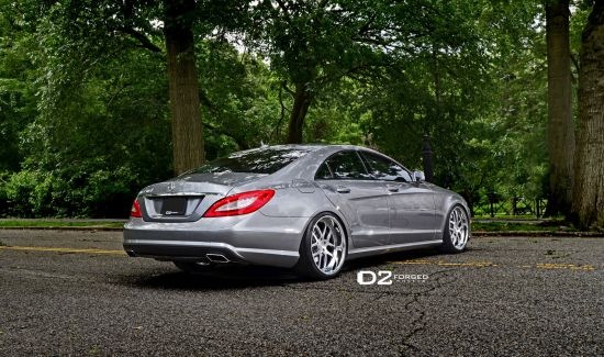 D2Forged Mercedes-Benz CLS-550 FMS08