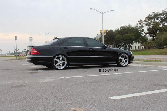 D2Forged Mercedes-Benz S-Class FMS-04