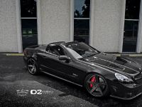 D2Forged Mercedes-Benz SL63 AMG CV2, 2 of 14
