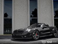 D2Forged Mercedes-Benz SL63 AMG CV2, 4 of 14