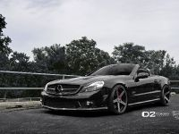 D2Forged Mercedes-Benz SL63 AMG CV2, 5 of 14
